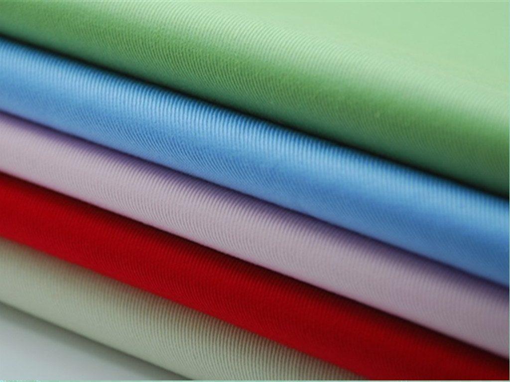 Vải cotton may rèm cửa