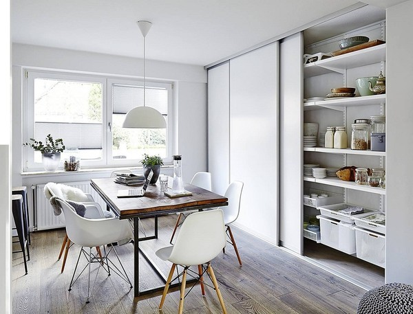 Một ngôi nhà ấm áp, có sức sống thì không thể thiếu không gian bếp