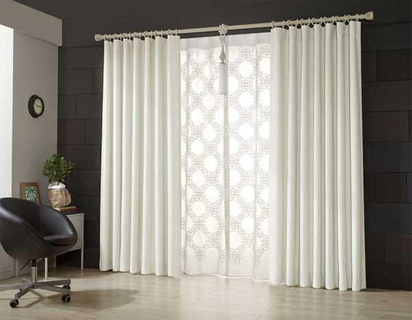 Rèm cửa đẹp cho nội thất thêm sang trọng